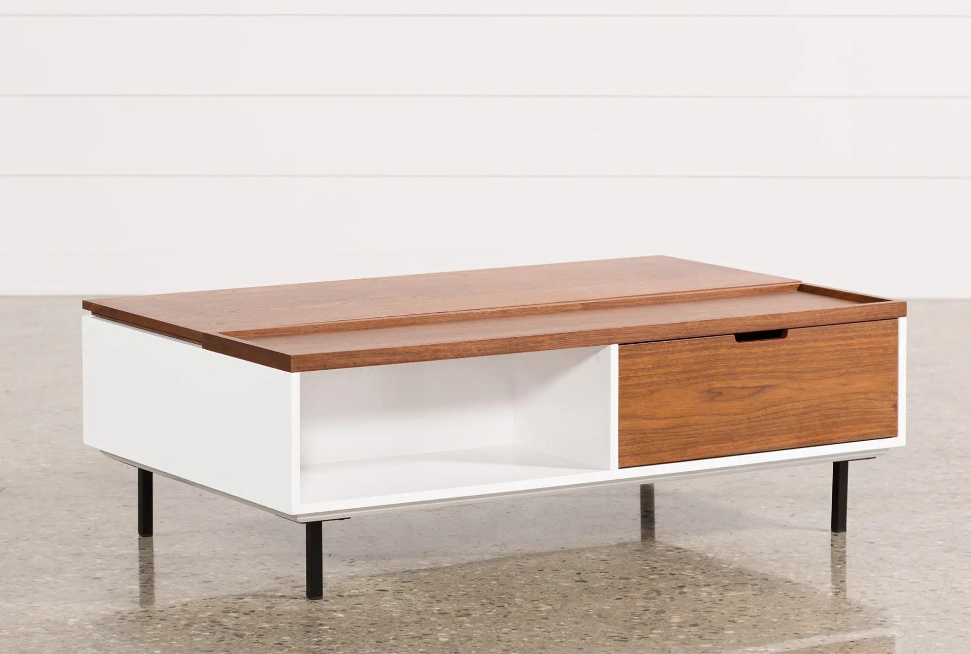 jasper lift top coffee table