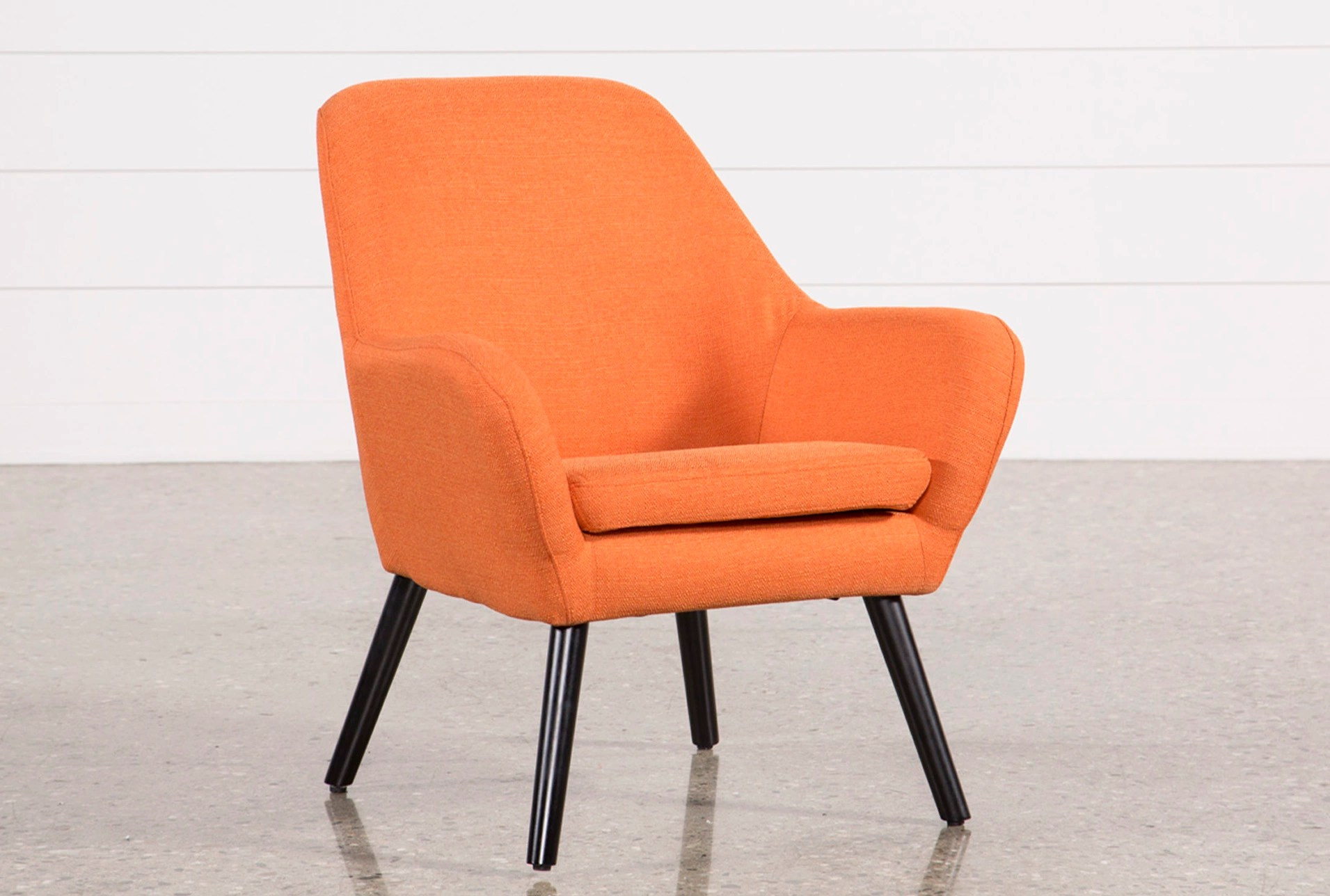 living spaces accent chairs folding padded seat and back for your home office mercury mandarin chair
