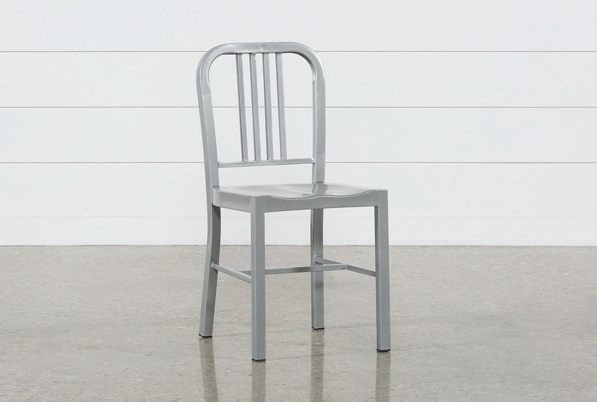 white metal chairs plastic chiavari dining room to fit your home decor living spaces nautical silver side chair