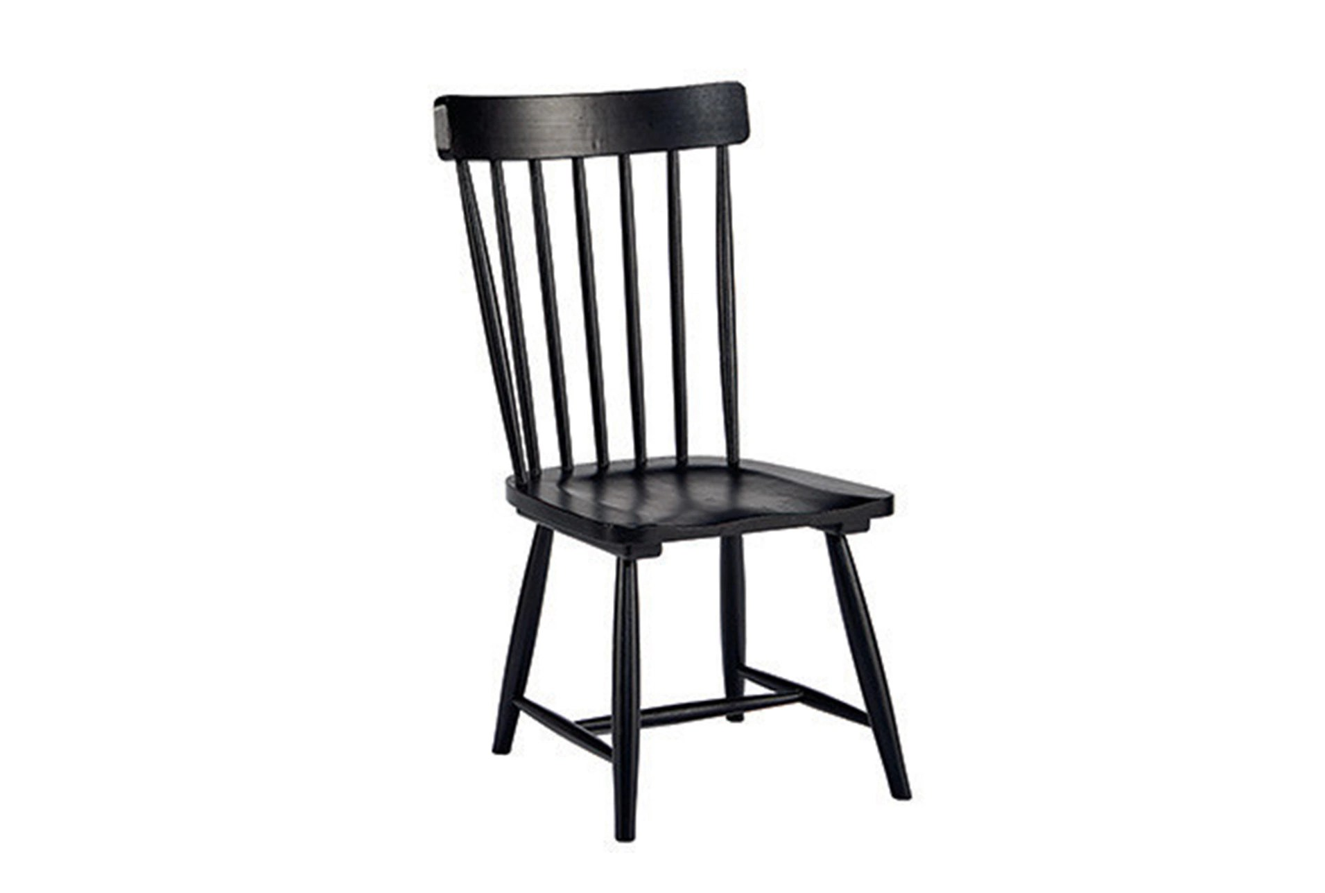 black side chair walmart bean bag chairs magnolia home spindle back by joanna gaines living spaces qty 1 has been successfully added to your cart