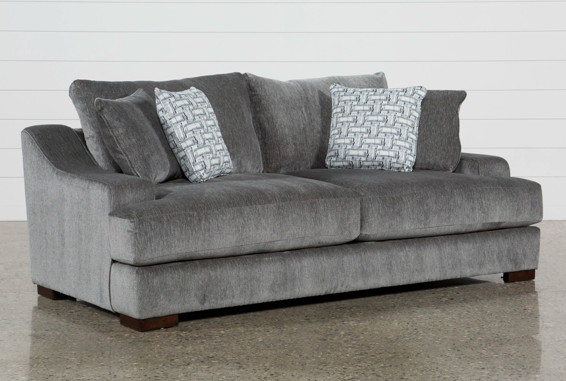 beach print sleeper sofas compact leather maddox queen living spaces