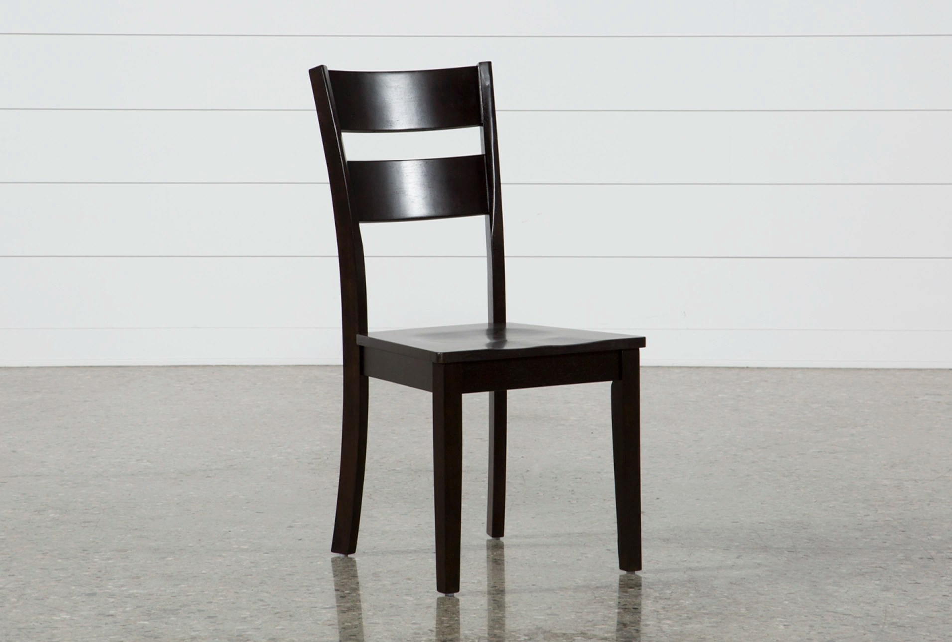 espresso dining chair exercises for seniors on tv moxy side living spaces