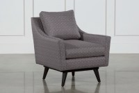 Mitchell Swivel Accent Chair | Living Spaces