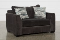Sheldon Oversized Chair   Living Spaces