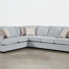 Living Es Sofa How To Recycle My Raf Sectional Brioni Nuvella Gray 3pc