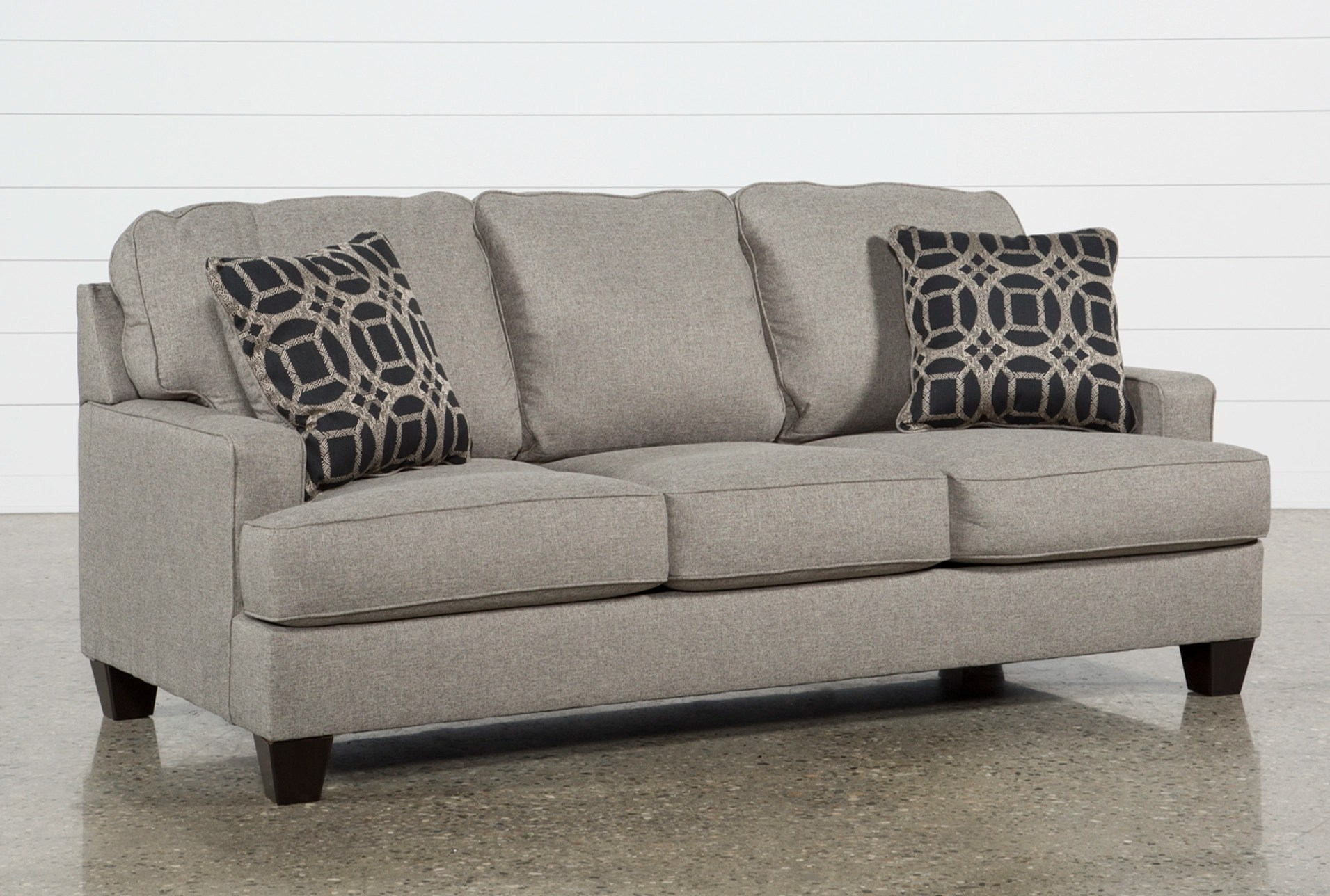 navasota queen sofa sleeper reviews leather restoration hardware signature design by ashley banner