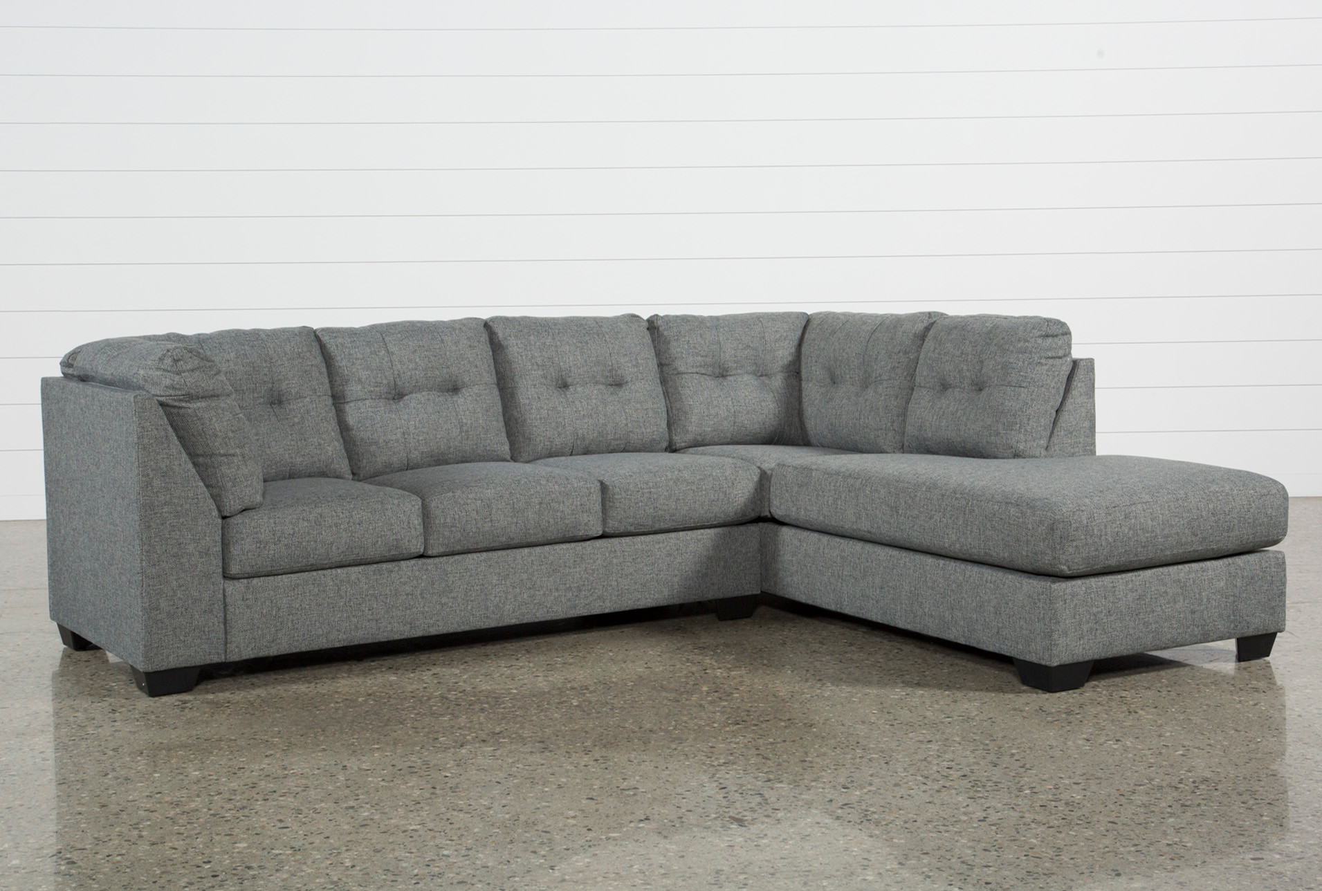 2 piece sectional sofa chaise mauve throws arrowmask w raf living spaces