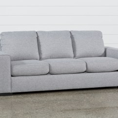 Printed Fabric Sofa Designs Ikea Tables Lucy Grey Living Spaces