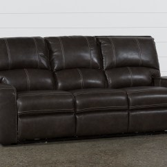 Grey Power Reclining Sofa Billig Sverige Clyde Leather W Headrest Usb Amp Qty 1 Has Been Successfully Added To Your Cart