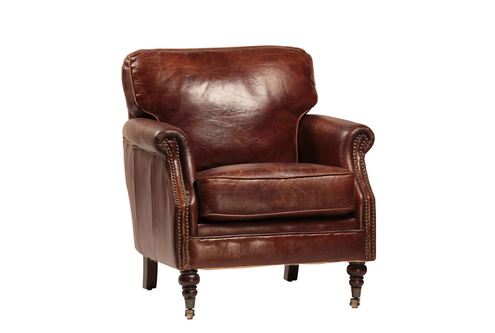 leather accent chairs swivel chair near me cowhide living spaces large view