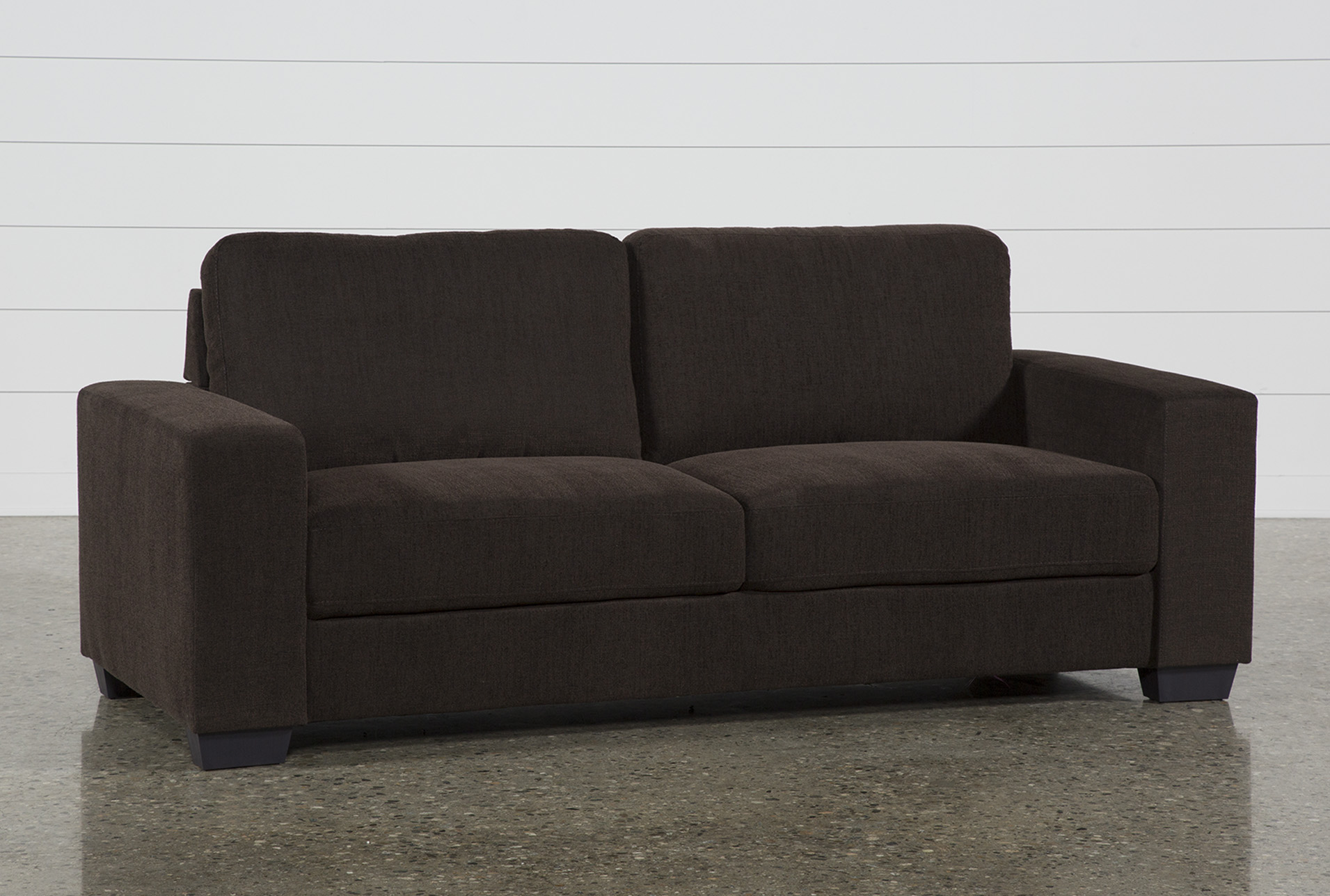 living es sofa upholstery cushions chocolate brown fabric shapeyourminds