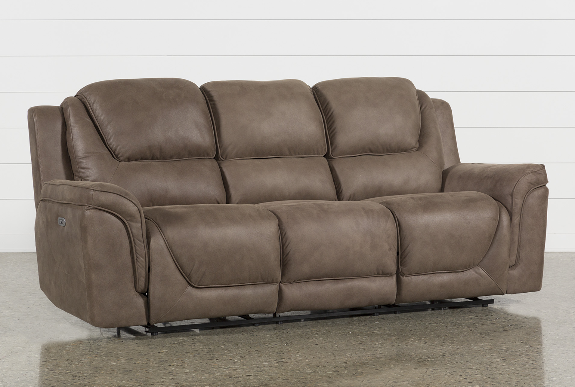 denver sofa cleaning collect old birmingham fawn power reclining with headrest usb living amp qty 1 has been successfully added to your cart