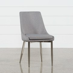 Black Side Chair Maloof Rocking Plans Bowery Ii Living Spaces