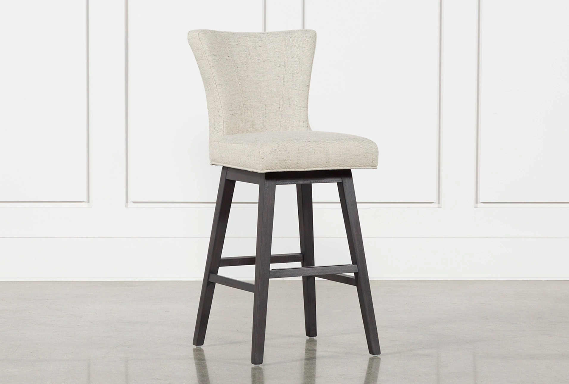 stool under chair realspace mat bar stools to fit your home decor living spaces alinea swivel 30 inch barstool