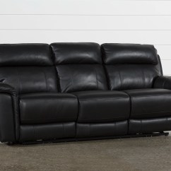 Electric Recliner Sofa Not Working Costco Sectional 699 99 Dino Black Leather Power Reclining W Headrest Usb Amp Qty 1 Has Been Successfully Added To Your Cart