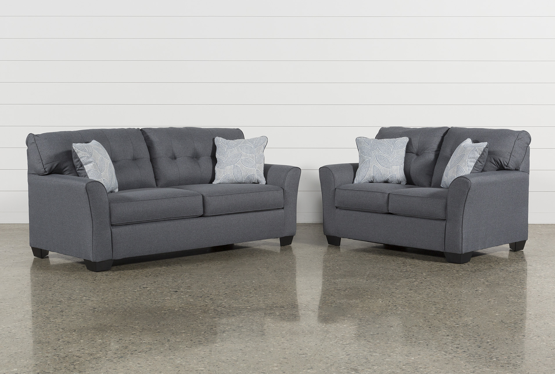 living rooms sets under 500 room home decor spaces jacoby gunmetal 2 piece set