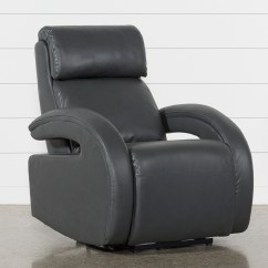 Motorized Easy Chair Ed Gein Power Recliners For Your Home Office Living Spaces Cassie Smoke Recliner W Pwr Headrest Lumbar Usb