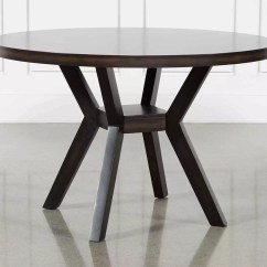 Round Black Kitchen Table Kids Play Sets Dining Tables To Fit Your Room Decor Living Spaces Macie