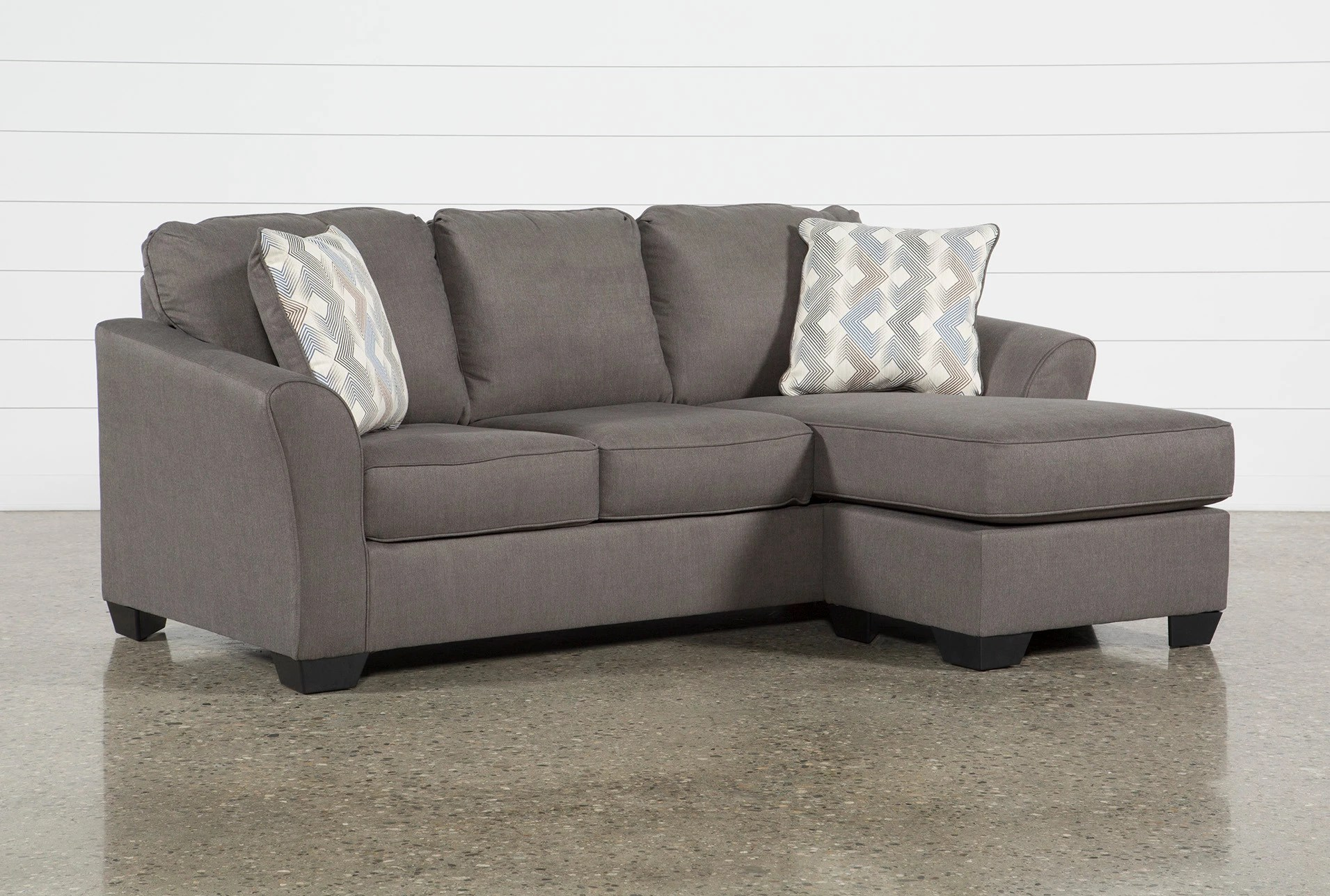 tucker 89 sofa with reversible chaise