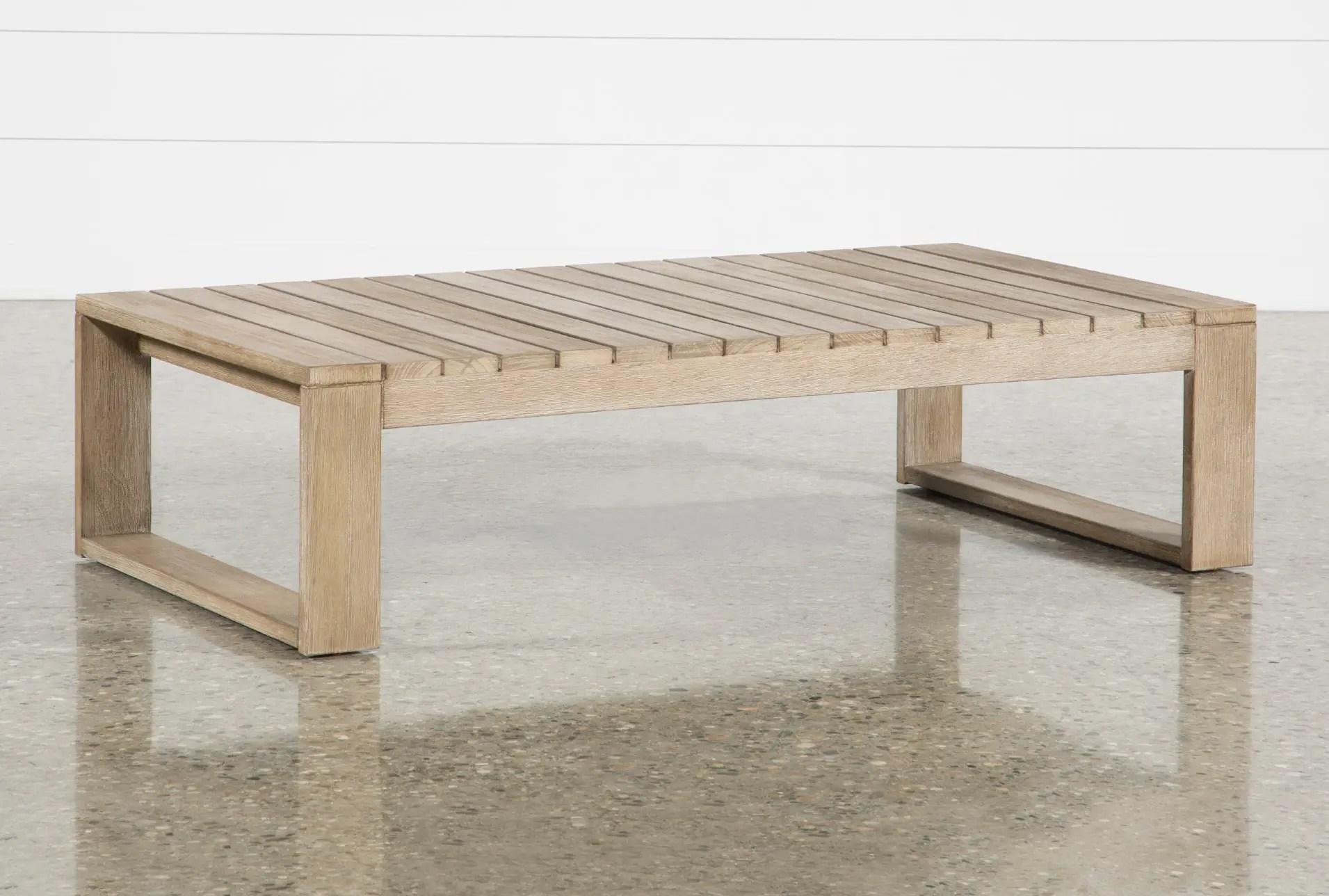 malaga outdoor coffee table