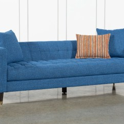 Cheap Teal Sofas Modular Sofa Bed With Storage Fabric Couches Free Assembly Delivery Living Spaces Tate Ii Estate