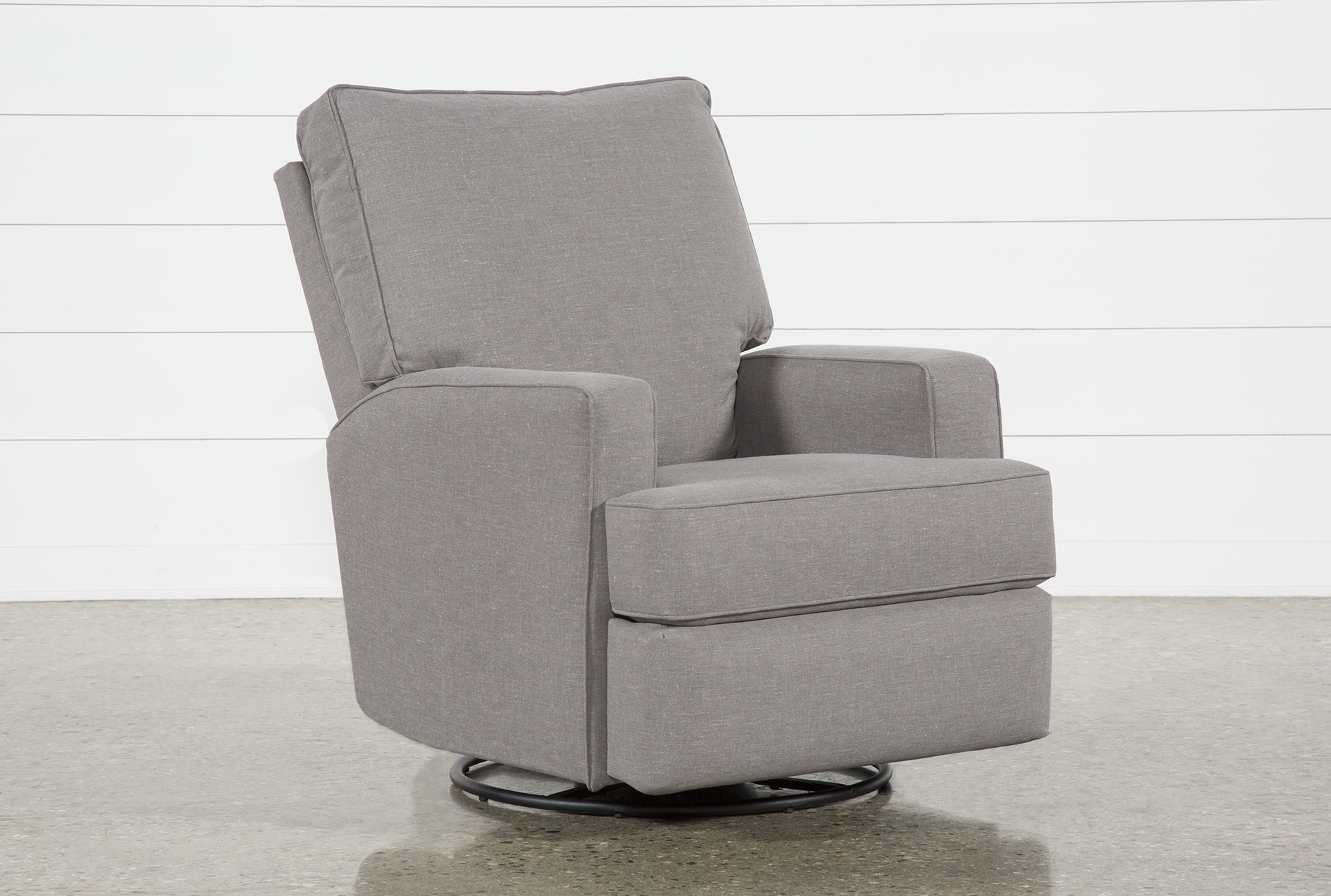 chair and a half glider recliner desk yoga chairs for your home office living spaces becca swivel