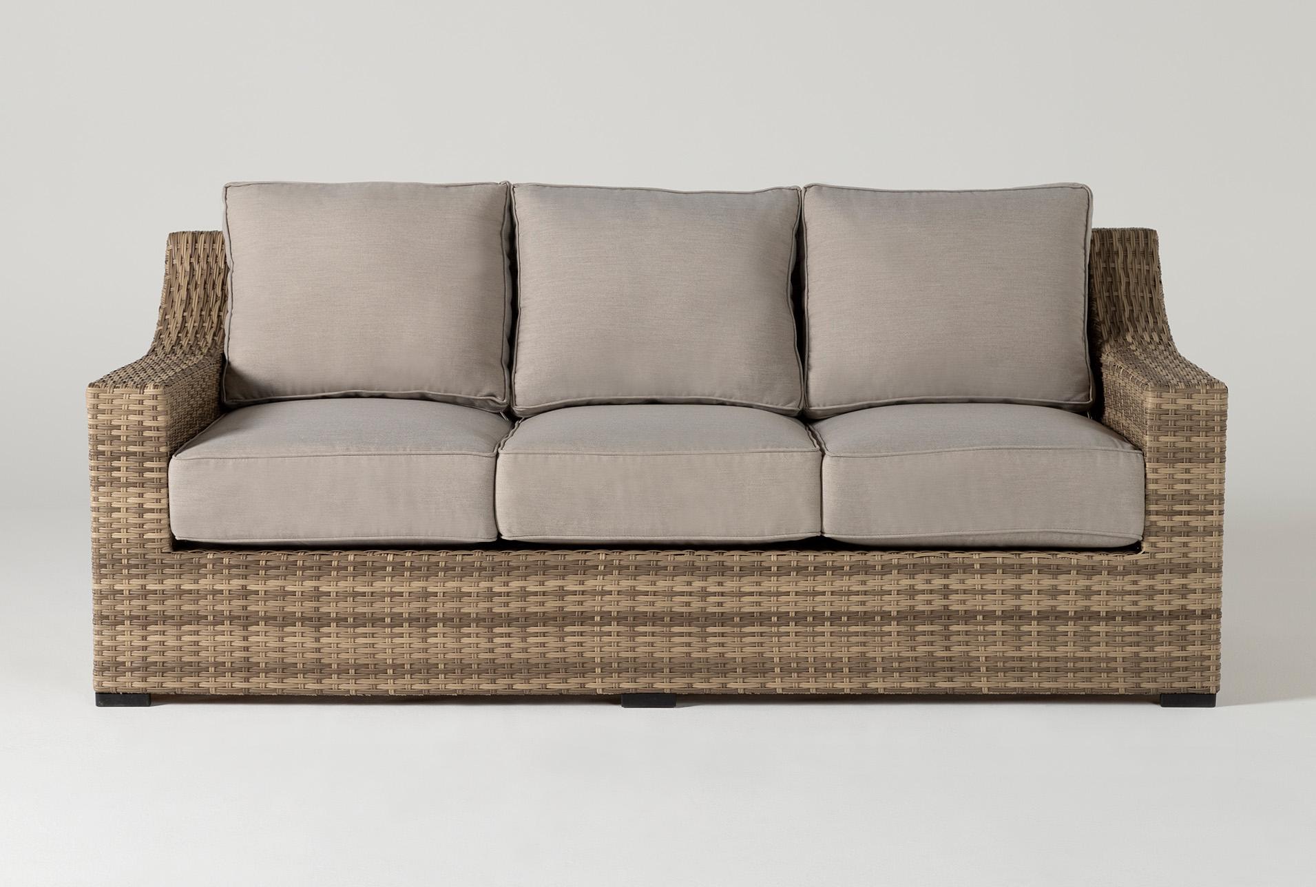 capri 82 outdoor sofa