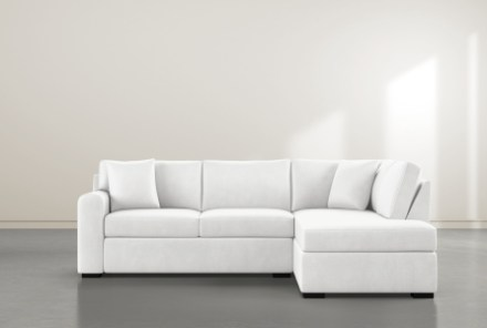right arm facing sofa chaise sectionals
