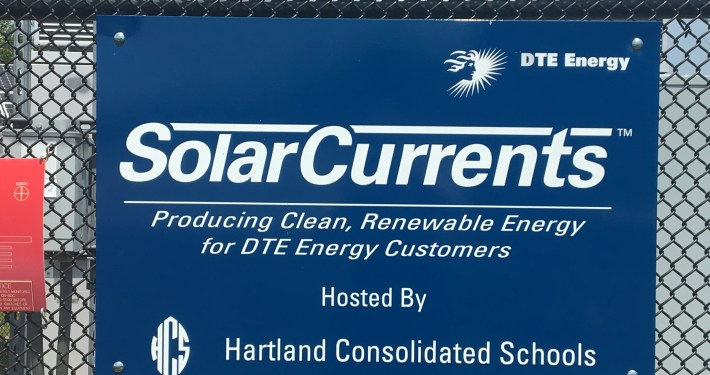 DTE Solar Currents at Hartland