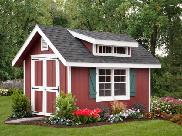 vermont sheds barns garages