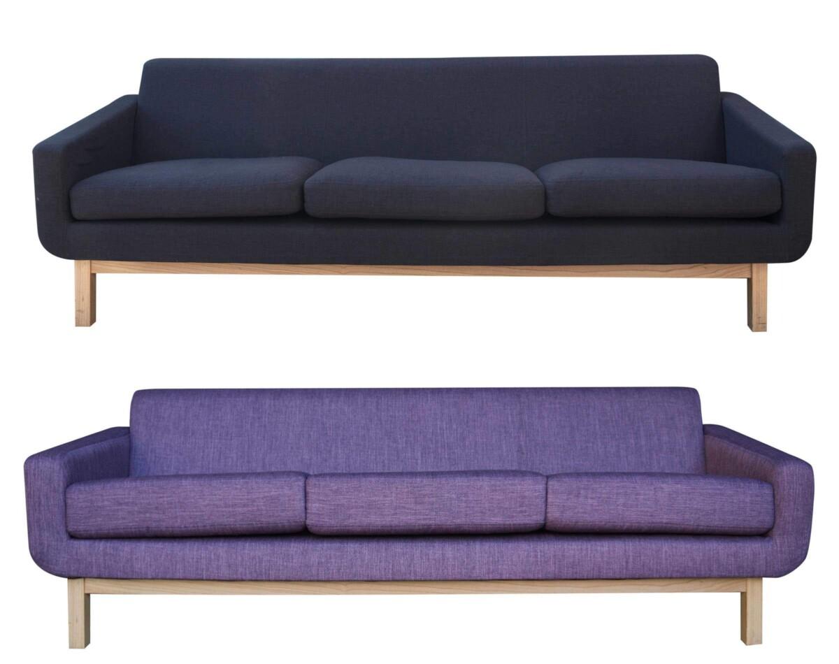 sofa modernos 2017 designer leather sofas australia retapizado de moderno sofá en tela tucumán color morado