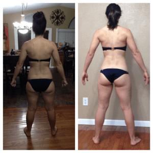 Aimee had massive results with my booty plan :)