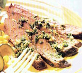 Milanese Steak Grill