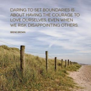 brene brown boundaries