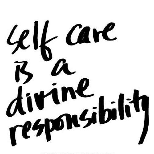 Self care is a divine responsibility, even after a heart transplant