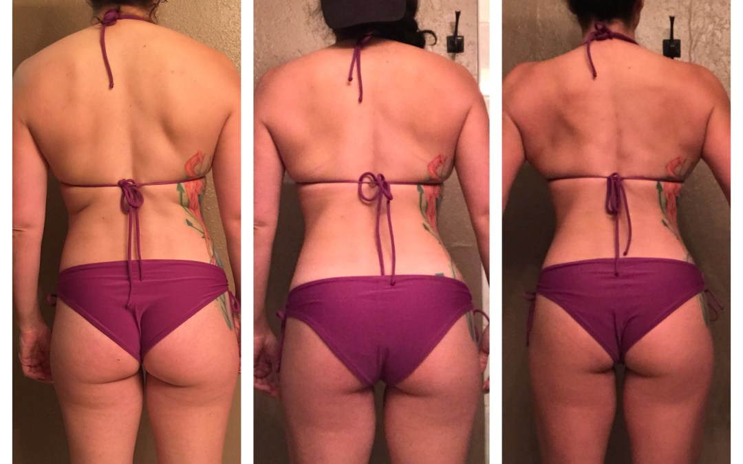 I got my mojo back – progress pics and what's working