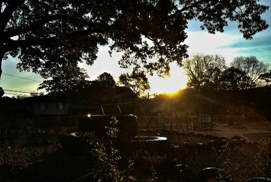 sunbeams-on-playground