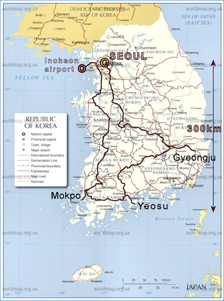 REPUBLIC OF KOREA  SOUTH KOREA 2012