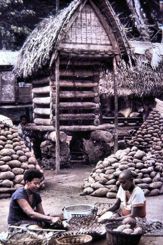 Living Travel Papua New Guinea Trobriand Islands 2