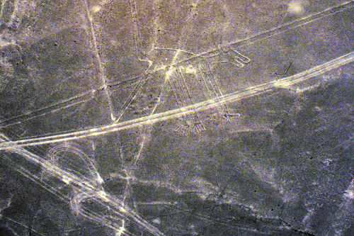 LIVING TRAVEL  PERU  The Mysterious Lines at Nasca