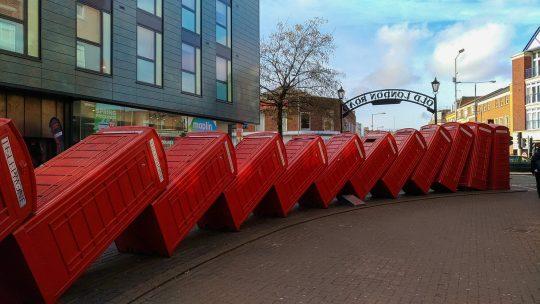 ?? A tour around Kingston Upon Thames 金士頓一日遊 ??