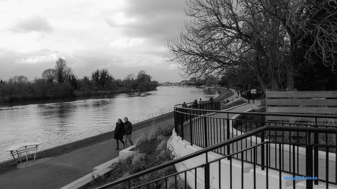 A walk along River Thames 泰晤士河邊漫步