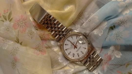 Watch showcase – Rolex  曬曬手錶 ~勞力士