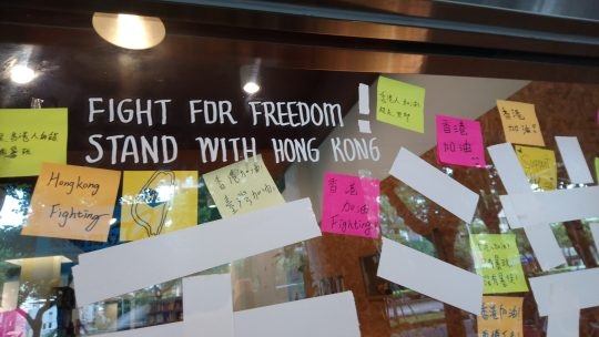 Pro democracy landslide win in Hong Kong election – why are people still protesting?