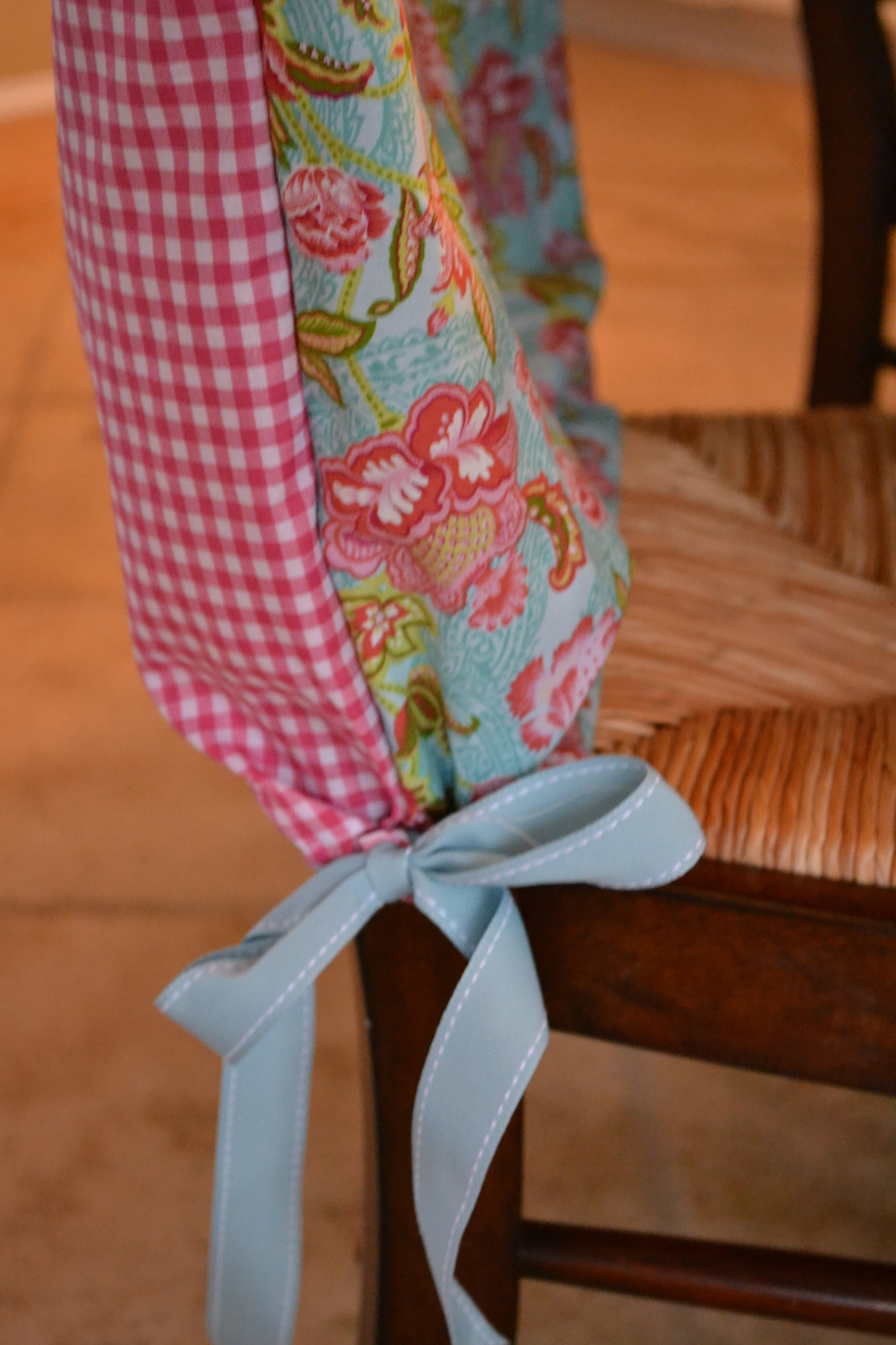 DIY Simple Chair Slipcover Tutorial  How to Make a Simple