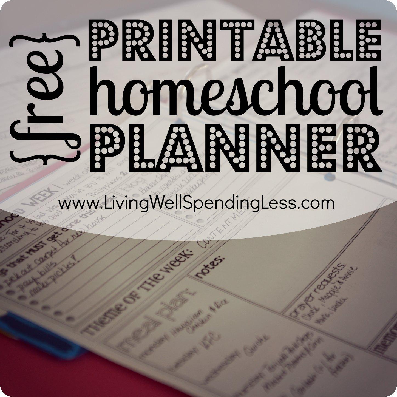 Homeschool Printables Amp Resources