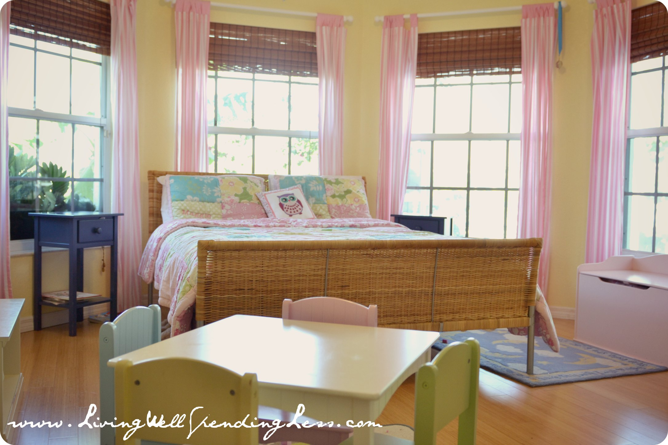 Clean Room from How I get my kids to clean their room via livingwellspendinglesscom kids