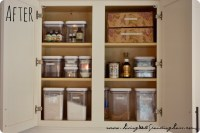 How To Organize Kitchen Cabinets | Casual Cottage