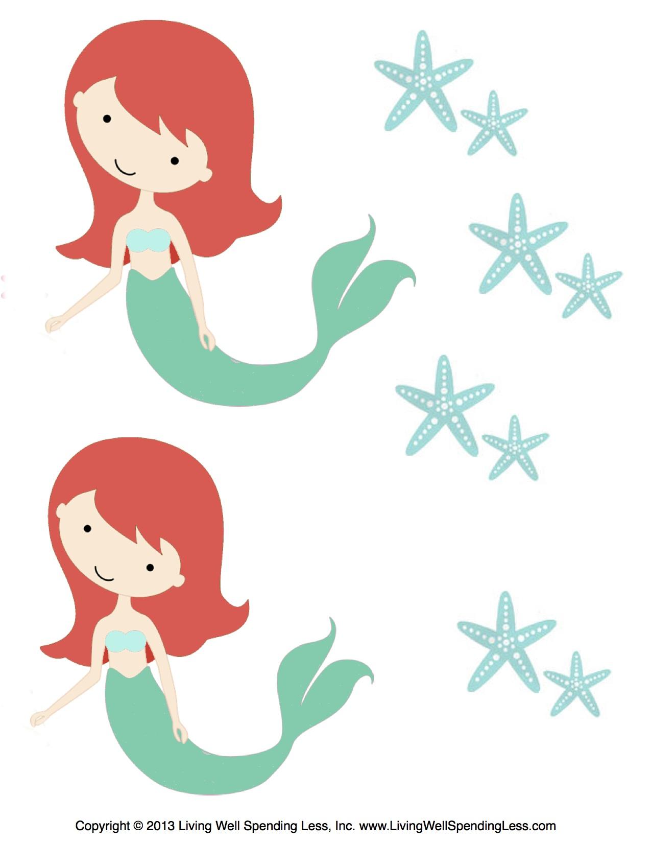 Small Mermaids