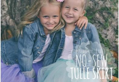 Diy No Sew Tutu For Little Girls No Sew Tutu No Sew And